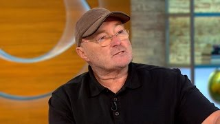 "Phil Collins on memoir, ""Not Dead Yet,"" family and career"