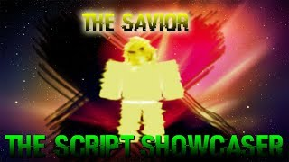 Roblox Script Showcase Episode#736/Savior Hooded Man