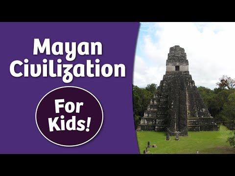 Mayan Civilization for Kids