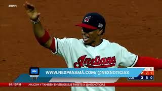 Indios de Cleveland con 18 triunfos seguidos en la Liga Americana