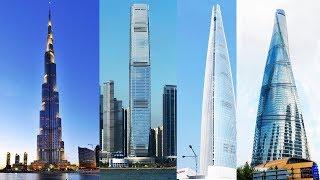 Top 10 Tallest Buildings In The World | दुनिया में 10 सबसे ऊंचा इमारत