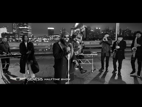 Black Thought Ft. Tish Hyman - Streets | Genesis Halftime Show