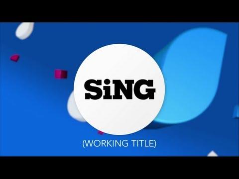 Wii U - SiNG Trailer E3 2012 [HD]