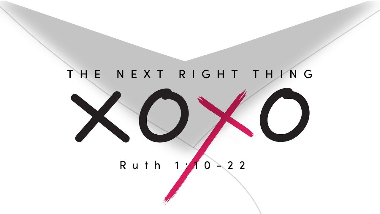 XOXO // Week 3