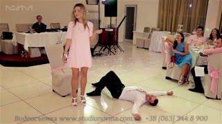 Несравненная свидетельница в образе Джульетты, конкурс - свадебная видеосъемка Харьков