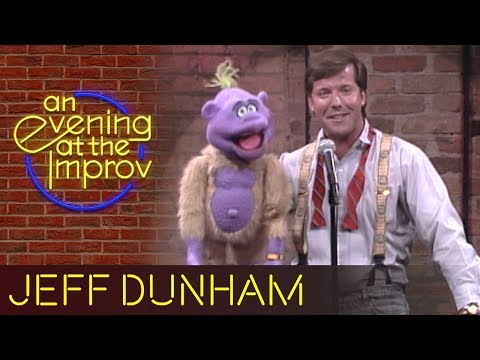 Jeff Dunham  An Evening at the Improv