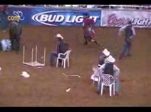 Poker rodeo video