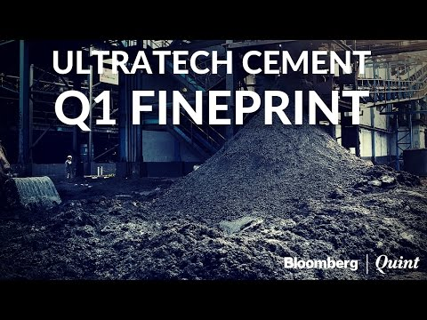 UltraTech Cement Earnings: Mixed Bag