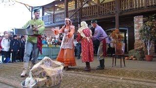В Старо-татарской слободе прошел праздник Гусиное перо