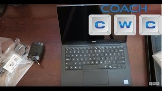 Dell XPS 13 Skylake 6th Gen Touch Screen Unboxing