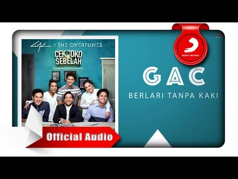 Gamaliel Audrey Cantika - Berlari Tanpa Kaki [Official Audio Video]