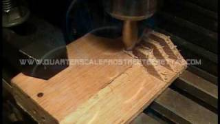 Wooden Hemi Engine Stand Video 2.wmv