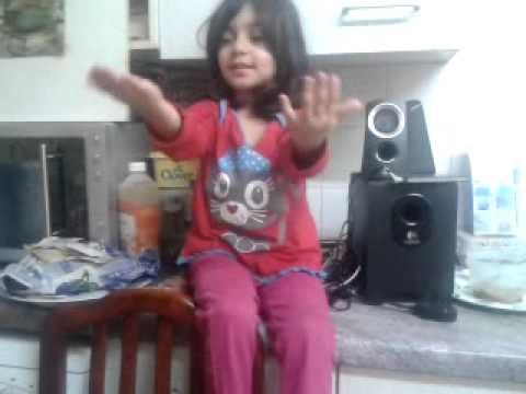 Maham,s  expression on hindi  song