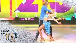 John Kelly zeigt heiße Latino-Moves auf der Eisfläche | Dancing on Ice | SAT.1