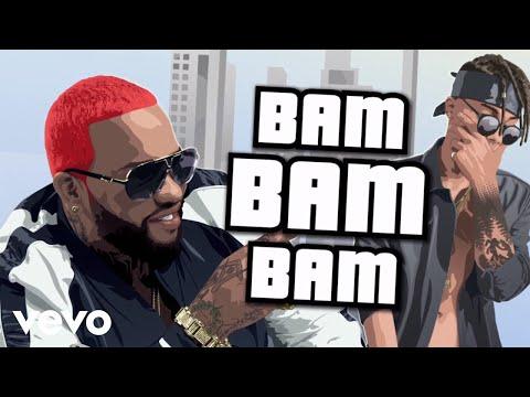 Bam Bam Remix feat Jowell, Alexio, Pacho El Antifeka, La Momia, Jon Z, Nengo Flow &