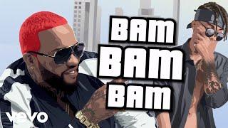 bam bam  remix  feat  jowell  alexio  pacho el antifeka  la momia  jon z  nengo flow