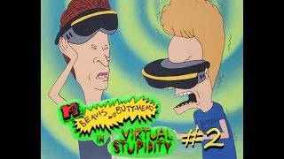 The Search for Todd | Beavis and Butthead (THE VIDEO GAME): Virtual Stupidity | Epidode #2