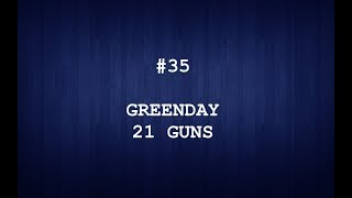 BEGINNER GUITAR SERIES -#35-GREENDAY 21 GUNS