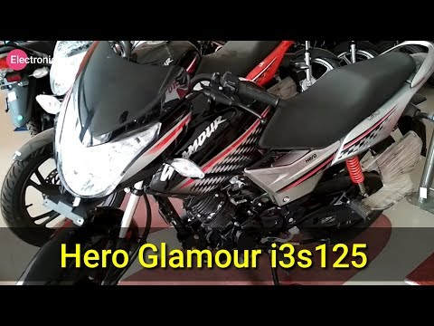 New Hero Glamour i3s125 |2018| Specifications features review