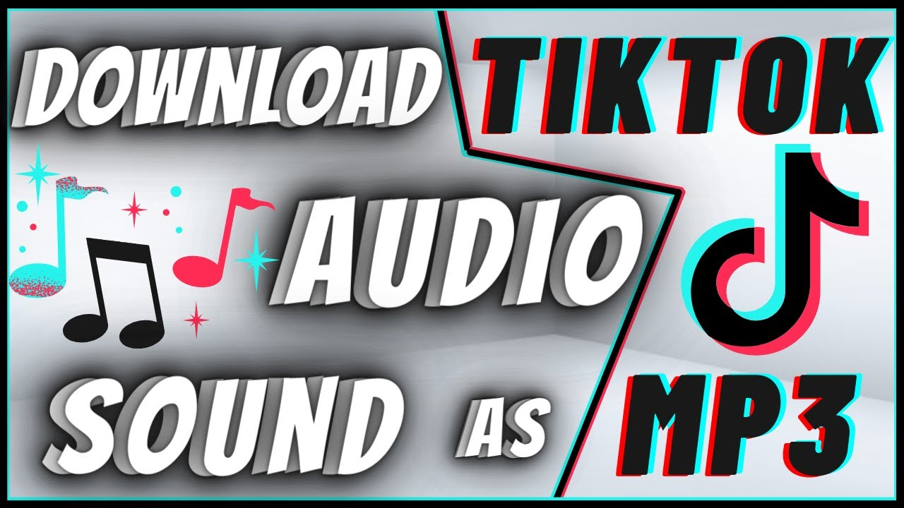 How To Download TikTok Audio Sound As MP11 On Android & IPhone