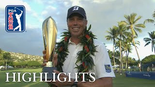 Highlights | Round 4 | Sony Open 2019