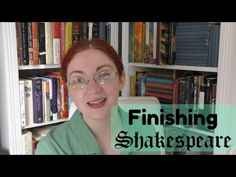 I Finished the Complete Works of Shakespeare - Now What?