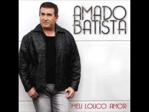 Amado Batista - CD Meu Louco Amor -  09 Não, Não Va Embora
