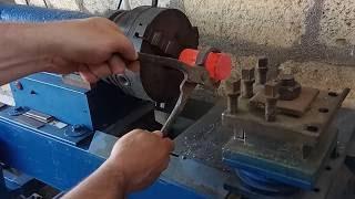 Жидкий алюминий и центробежная сила. Эксперимент