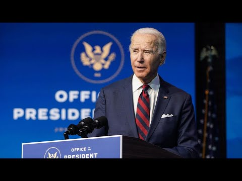 Live: Biden Delivers Remarks on Public Health and the Economy | NBC News