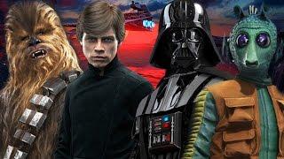 Star Wars Battlefront: Heroes vs Villains 2v2 Battle!