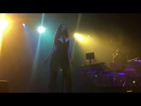 Sabrina Claudio  Unravel Me   Free 6LACK Tour  Ft Lauderdale  112817