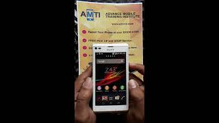 HARD Reset Code For SONY XPERIA L (C2104)