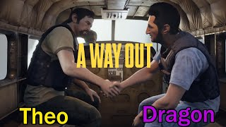We Finally Did It - A Way Out  [FINALE]