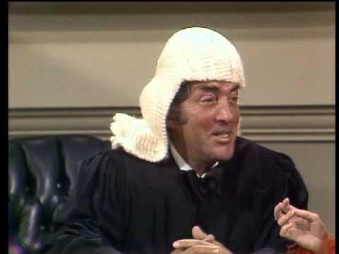 Dean Martin, Debbie Reynolds & Paul Lynde - The Stripper Trial