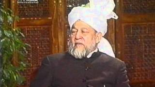Urdu Mulaqat London 12th April 1996 - Islam Ahmadiyya
