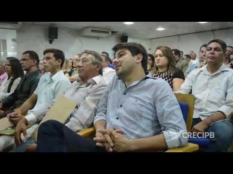 Entrega de Carteiras – 12/04/17 – Auditório Senac – João Pessoa (PB)
