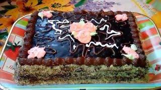 """Очень вкусный """"Королевский"""" торт как приготовить(Very delicious """"Royal"""" cake)"""