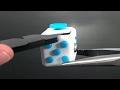 What's inside a Fidget Cube?
