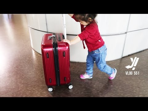 26 hour flight with a 2 year old