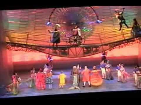 The Little Mermaid Pre-Broadway Part 14 (final part)