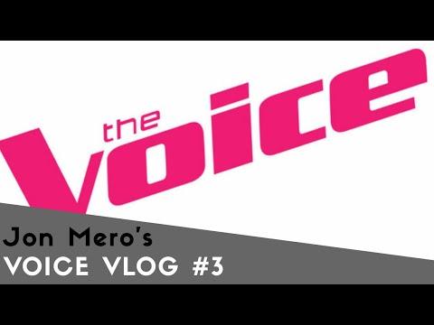 JON MEROS VOICE VLOG: #3