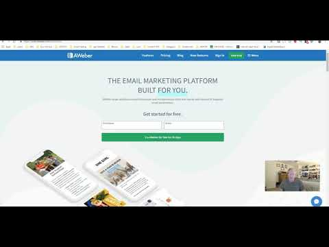 How to Set Up Aweber | STEP BY STEP AWEBER TUTORIAL -Email Marketing