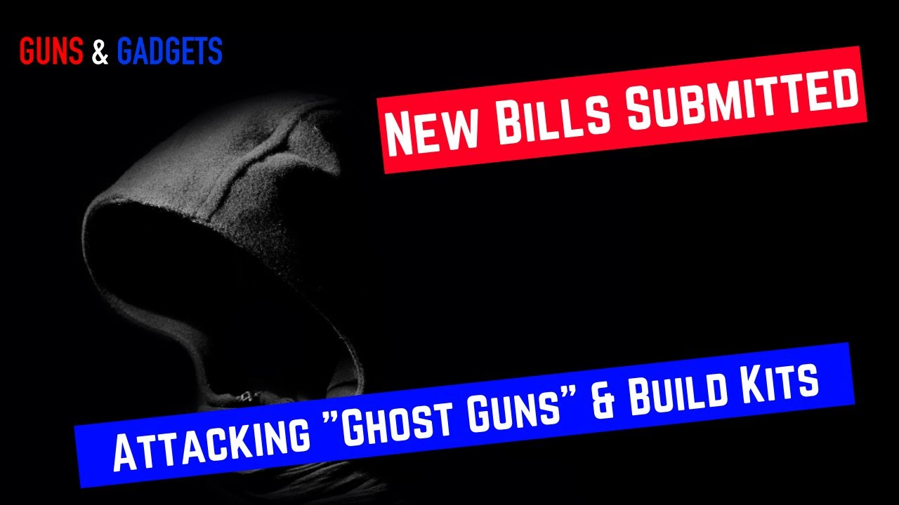 HR1477 & HR1454 Coming After Ghost Guns & Parts Kits