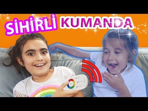 Sihirli Kumanda | Mira ile Eğlenceli Parodi | Funny Magical Remote Control