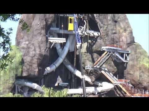 Volcano Bay Construction Update #11~ Universal Orlando Resort