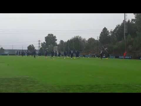 El Celta de Vigo prepara el choque ante la Real Sociedad
