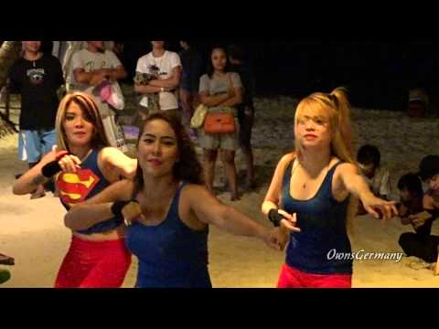 Boracay Beach Philippines Nightlife is a Party on the Beach