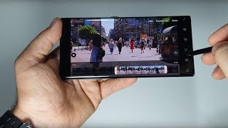 Samsung native VIDEO EDITOR on NOTE 10+