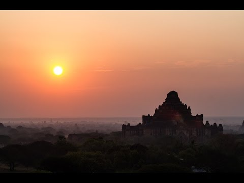Bagan,Myanmar ย้อนอดีตกับเมืองพุกาม พม่า