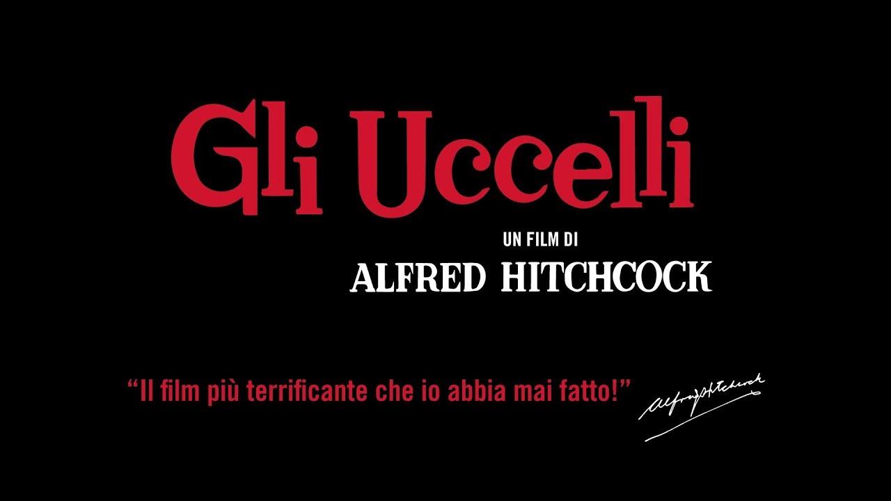 Alfred Hitchcock presenta GLI UCCELLI (Il Cinema Ritrovato al cinema)